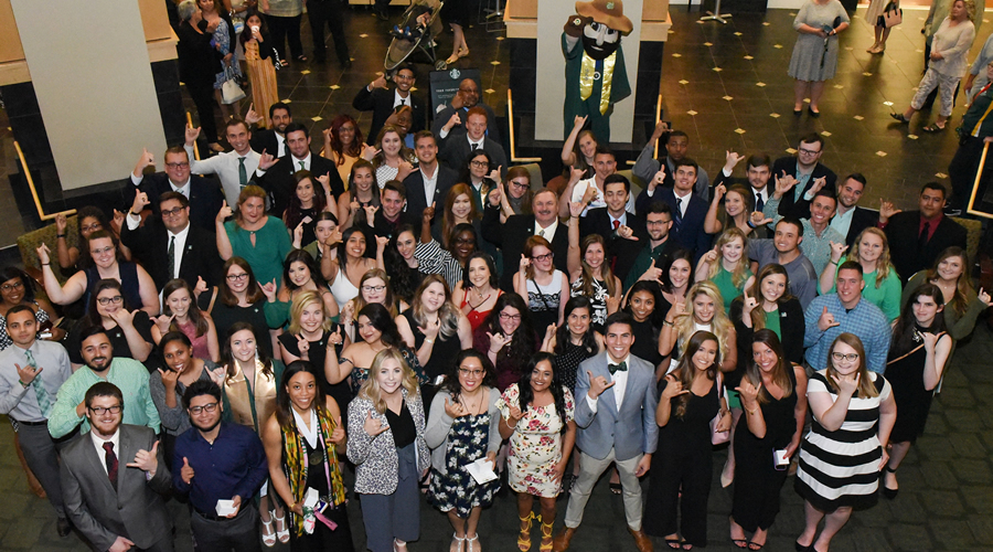 2019 Spring Commencement Ring Ceremony