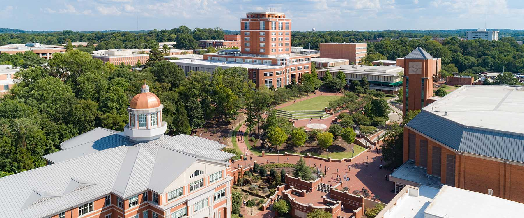 North Carolina's urban research university is now the second-largest institution in the UNC System