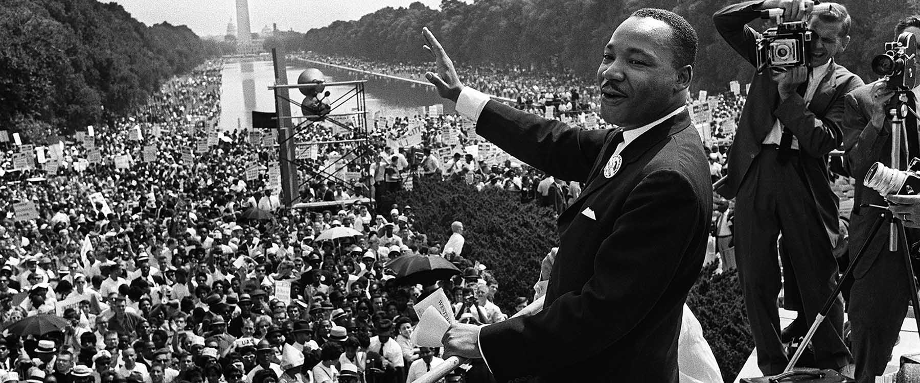 MLK observance