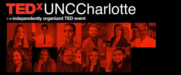 TEDxUNCCharlotte returns with virtual format