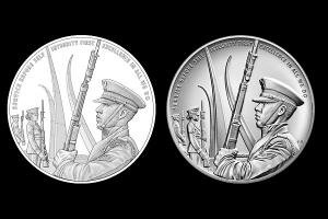 U.S. Mint Air Force medal features professor's design