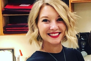 Alumna named 'Rookie Teacher of the Year'