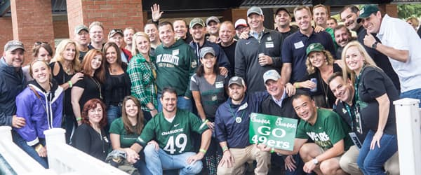 AlumNiner Weekend provides opportunities to celebrate, reconnect