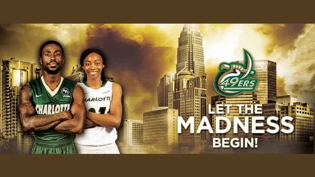 5440faad0f52 Charlotte 49ers Basketball Madness set for Oct. 20