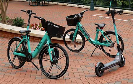 UNC Charlotte named a Bicycle Friendly University