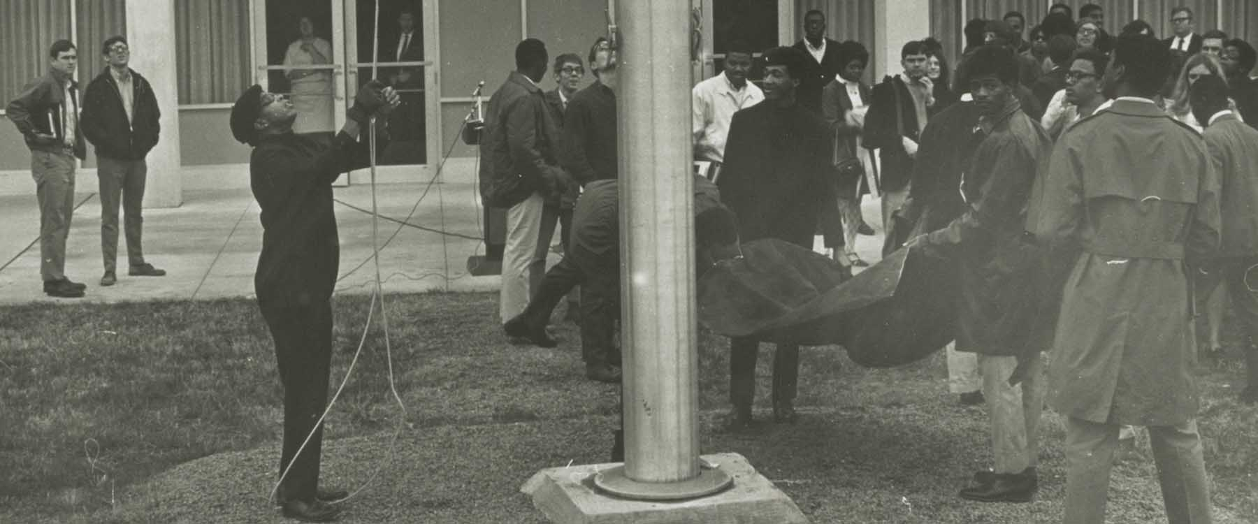 The origins and legacy of the Black Student Union