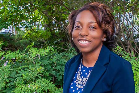 Ph.D. student named a global literacy leader