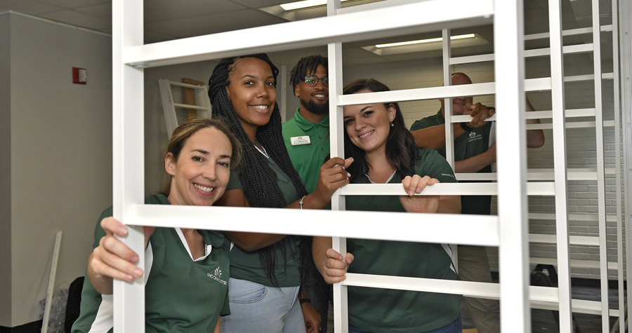 UNC Charlotte, IKEA Charlotte partner to help job-seeking students