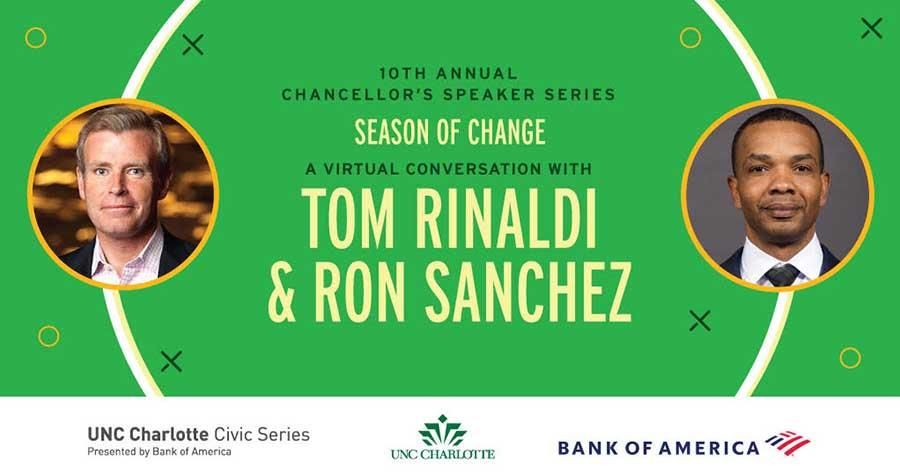 ESPN's Tom Rinaldi to deliver 10th annual Chancellor Speaker Series
