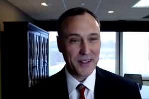 CaroMont Health CEO, alumnus Chris Peek: 'Enjoy your journey'