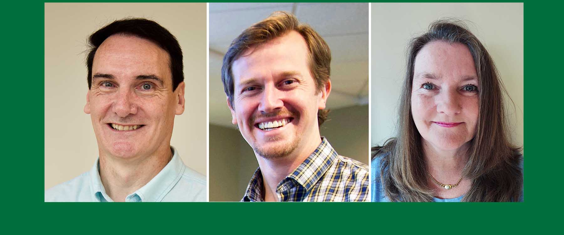 CLAS recognizes faculty members for exceptional teaching
