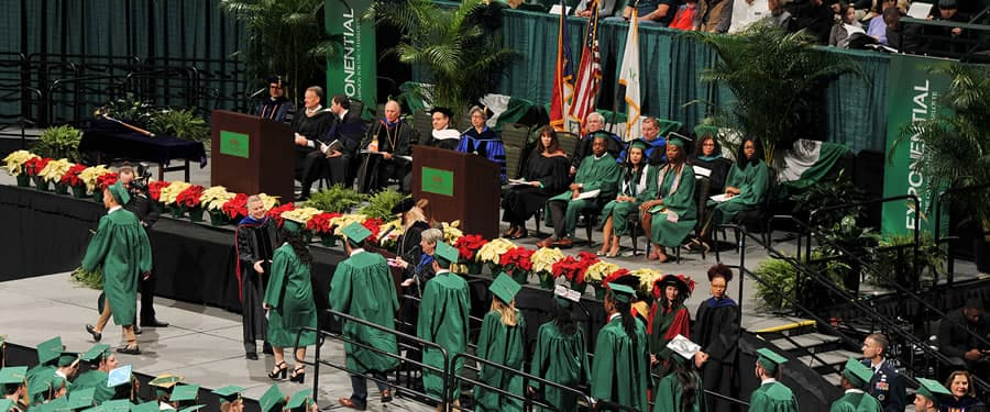 A first for Fall Commencement, UNC Charlotte to hold three ceremonies