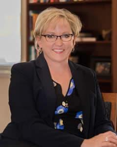 Dena Evans, director of the UNC Charlotte School of Nursing