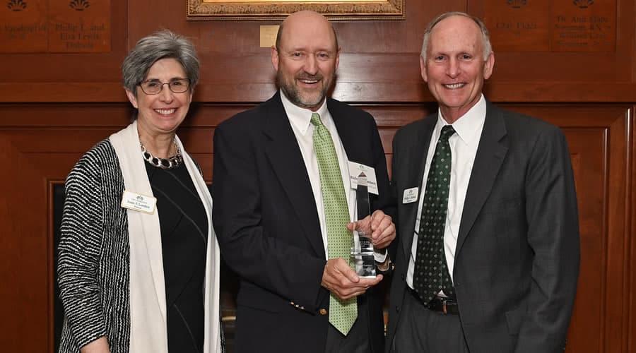 Education researcher receives Harshini V. de Silva Award