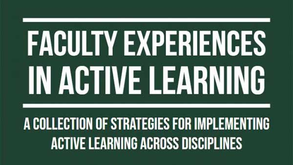 Atkins Library publishes work by Active Learning Academy