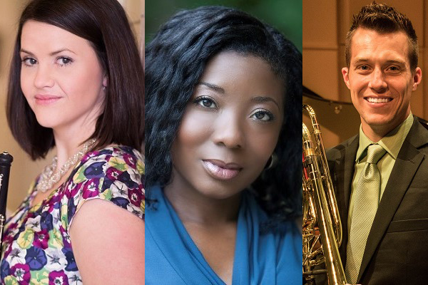 Spring 2020 Faculty & Friends Concerts scheduled