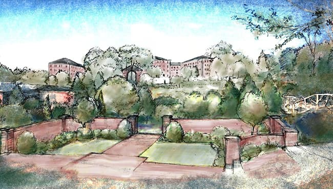 New Garden To Showcase Native Flora Sustainable Practices Inside Unc Charlotte Unc Charlotte