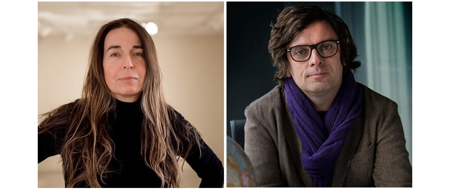 Maja Godlewska and Marek Ranis