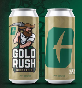 Cabarrus Brewing Co. debuts Charlotte 49ers branded lager