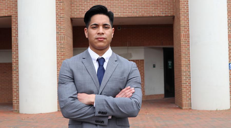 Belk College student spending summer on Wall Street