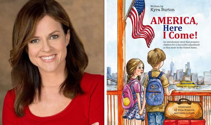 Kyra Burton and America, Here I Come