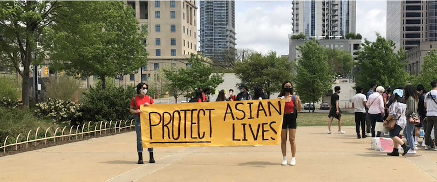 n Saturday, April 10, UNC Charlotte students, faculty, staff and leaders marched to protect Asian lives.