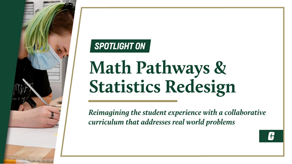 Innovative redesign of statistics course improves grades, decreases equity gap