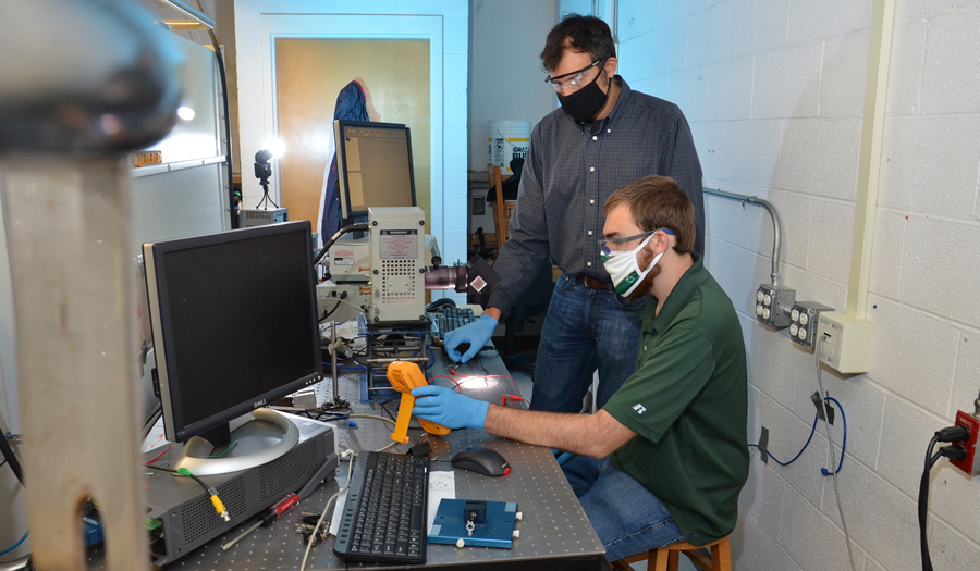 NSF grant to support patent capstone Ph.D. projects
