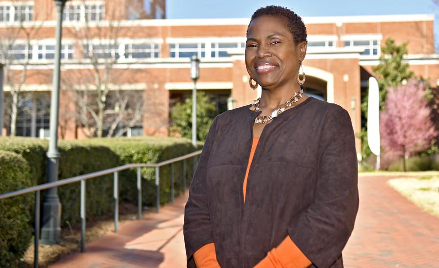 Meggs to lead Women + Girls Research Alliance