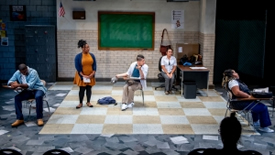 Theatre Department faculty collaborate for Cape Fear production