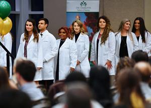 Nursing White Coat ceremony