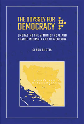 Book chronicles CCI professor's 'Odyssey for Democracy'