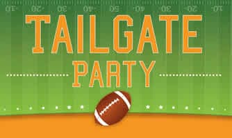 Oip Sponsoring A Football Tailgate Party Inside Unc