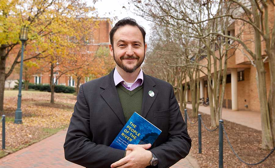 UNC Charlotte Africana Studies associate professor Oscar de la Torre's first book continues to garner awards, now recognized with two best book prizes and one honorable mention award.