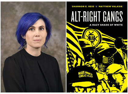 Researcher to talk about alt-right recruiting methods for Personally Speaking