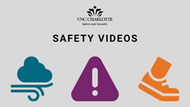 Videos to help campus community be NinerReady