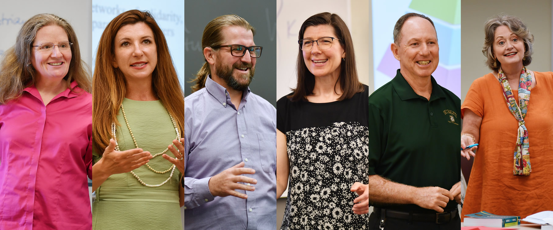 Finalists named for UNC Charlotte's top teaching awards