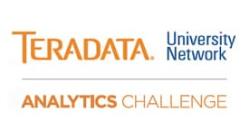 Teradata University Network Analytics Challenge