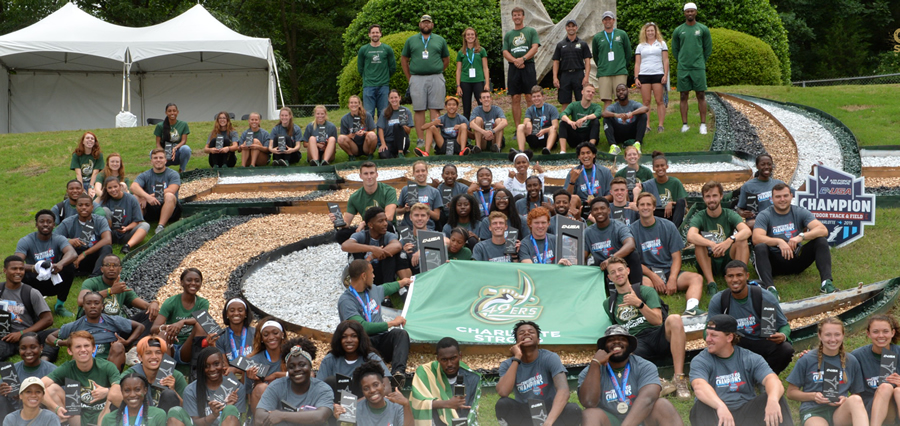 Men and Women Track and Field crowned champions