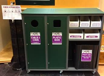 Weird Recycling Center