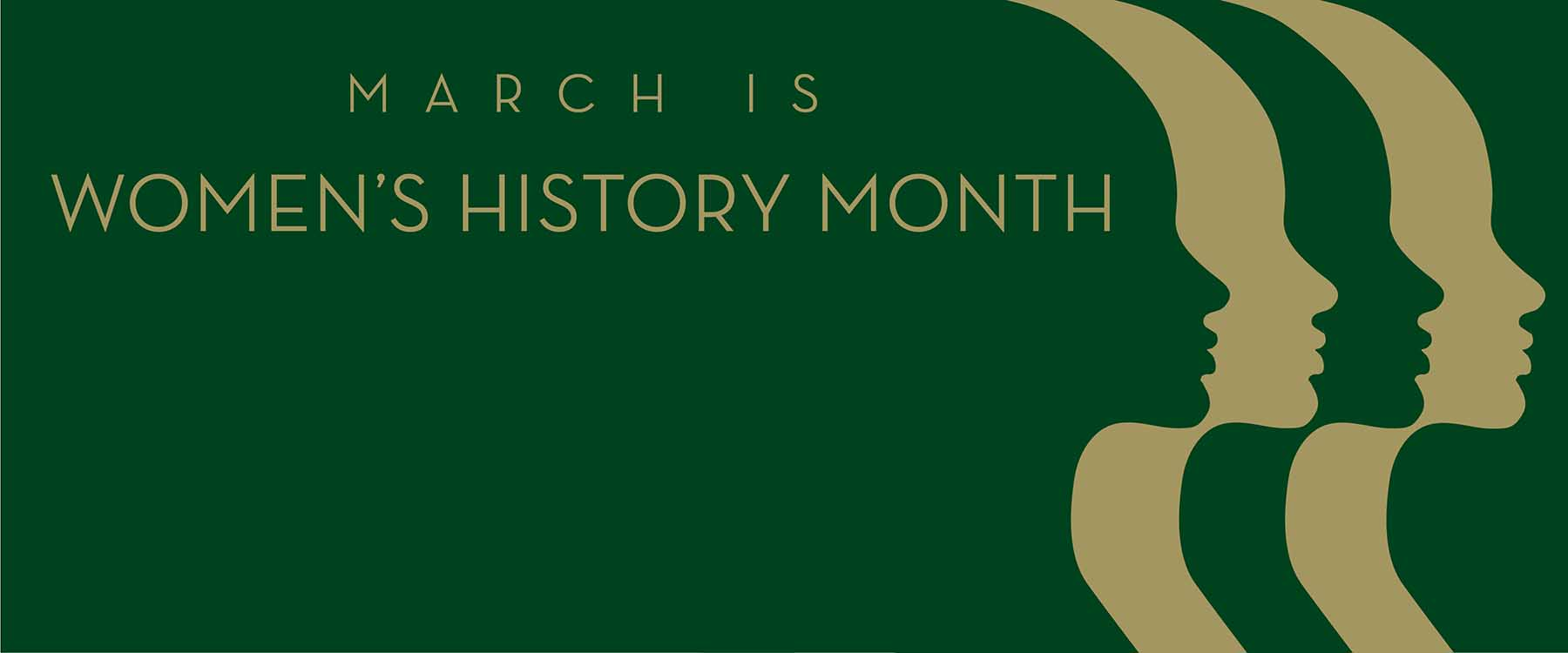 March 2021: Celebrate Women's History Month at UNC Charlotte