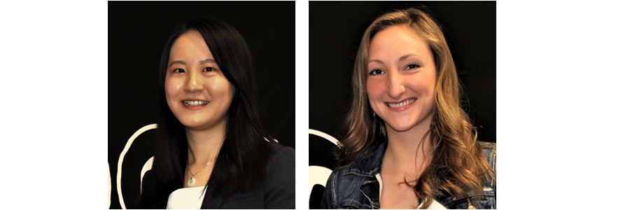 Yuehan Shao and Katie Wilkers