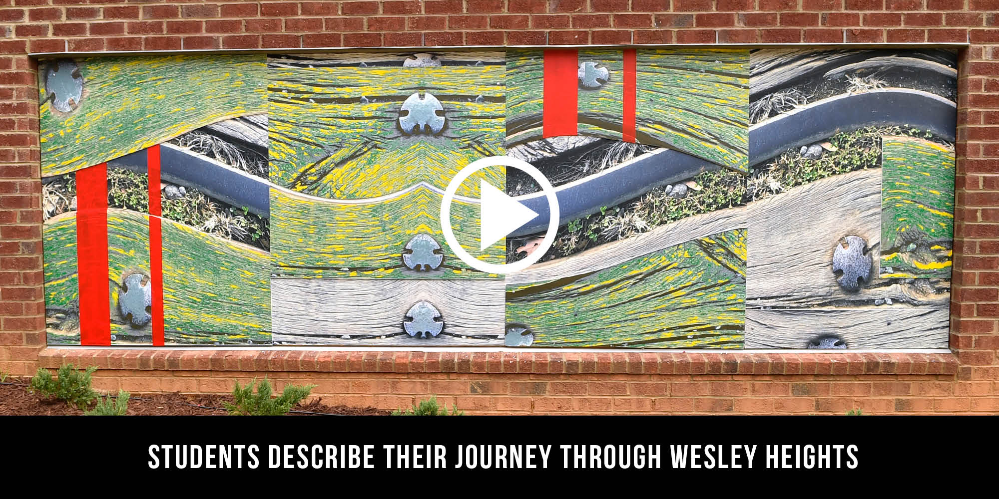 Murals That Motivate | Inside UNC Charlotte | UNC Charlotte