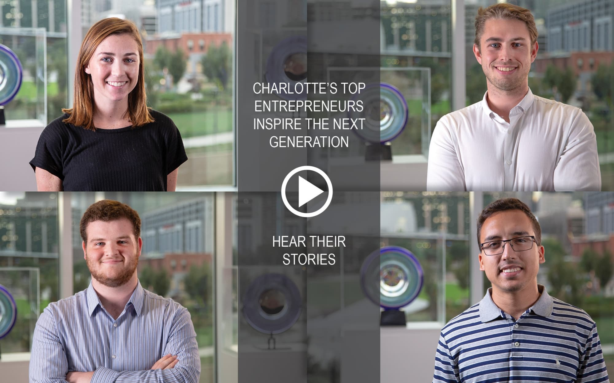 Charlotte's top entrepreneurs inspire the next generation