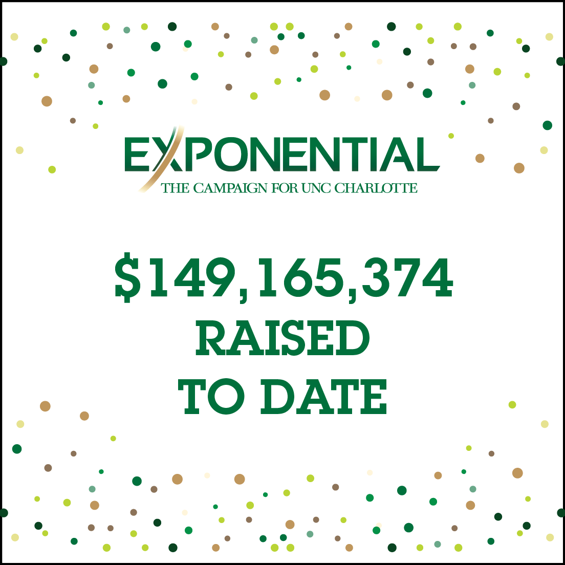 Exponential: $149,165,374 raised