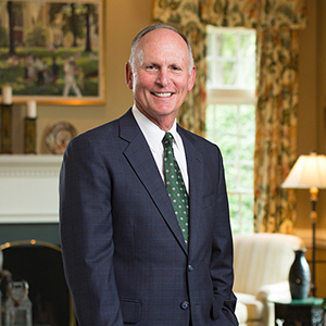 Chancellor Dubois announces retirement