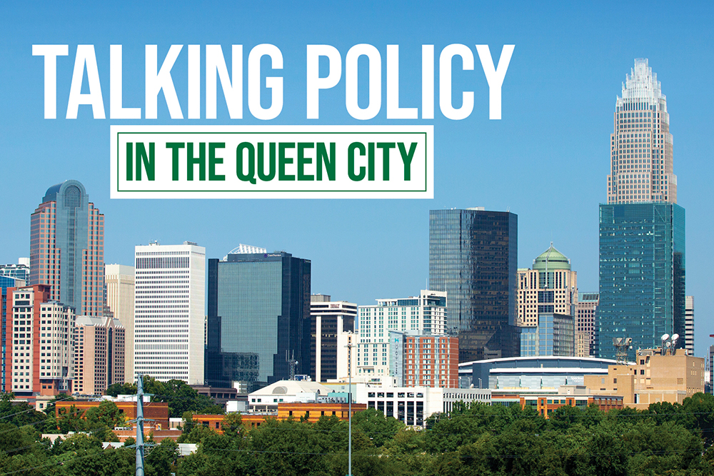 Talking Policy in the Queen City
