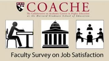 COACHE survey