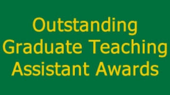 Outstanding Graduate Teaching Assistant Awards