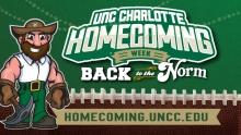 UNC Charlotte Homecoming Week
